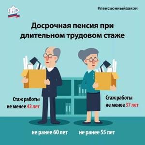 Южноуральцы могут оформить досрочную пенсию за длительный стаж